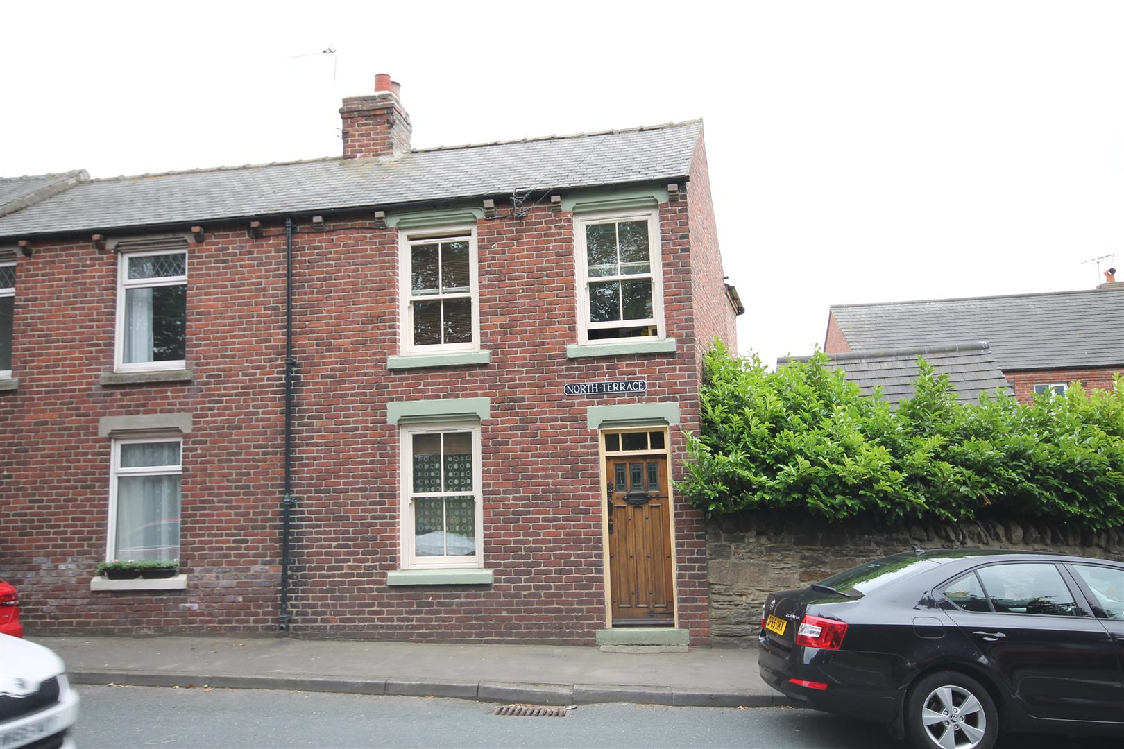 2 Bedrooms End Of Terrace House for sale in North Terrace, Witton Gilbert, Durham